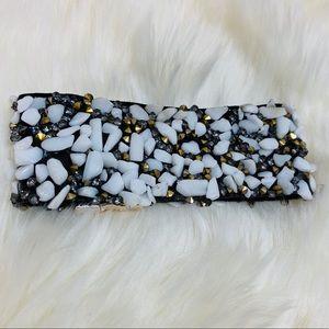 Jewelry - NWOT Ivory Stone Bracelet